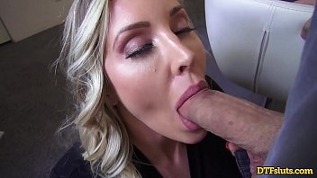 Samantha Saint Proves why she's one of the Best Cock Suckers in Porn