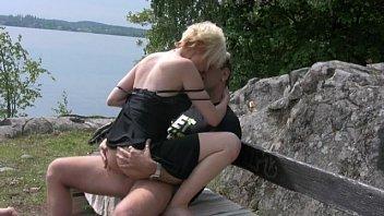 Scandinavian babe fucked hard