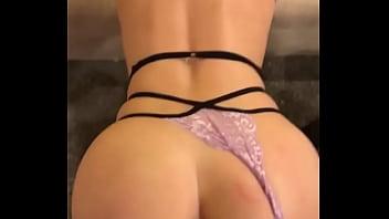Fucked in hot lingerie set