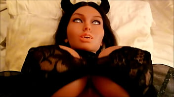 "TPE Succubus Sex Doll - ""Just as snack,"" she said... as if I had a choice..."