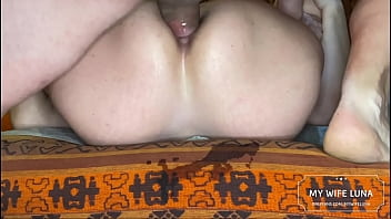 When your wife loves cock and loves getting her ass broken, it means she's the perfect one