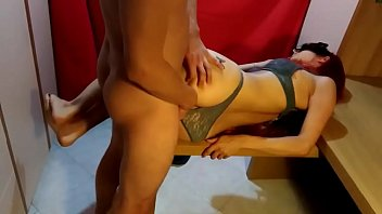 18 year old sister pussy licked and fucked 6 min