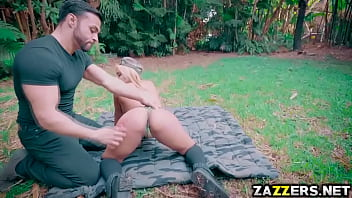 Derrick Ferrari pound his Privates anal on top
