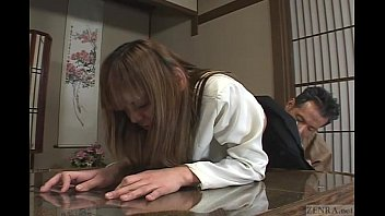 Japanese schoolgirl bizarre spanking and threesome Subtitled porn hu