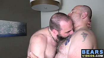 Steve Sommers and Will Stone make a hairy fuck party thumbnail