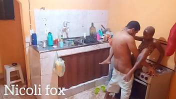 Streaming Video I went to cook almost gave the ass (Leo ogre) - XLXX.video