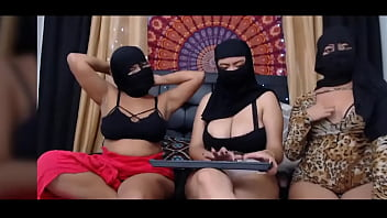 3 Arab Girls Are Waiting For You To Have Foursome Sex - On Cams-Girls.online