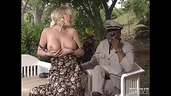 Classic nude breasts - Busty sally gets a big black cock