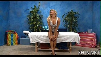 Massage porn photos