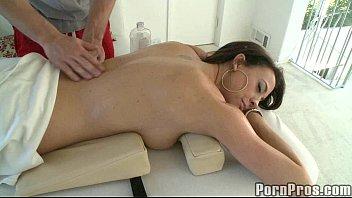 Busty Babe Oily Massage thumbnail