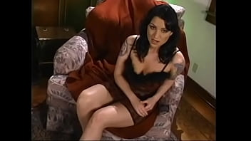 Horny brick shithouse took a turn at the bunghole of stunning hottie with raven hair and perky tits Katrina Kraven