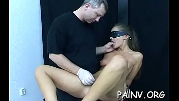 Sexy action with pudgy slut who gets into her domina outfit