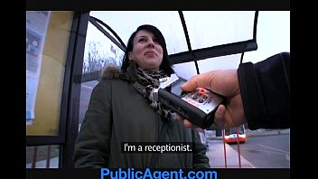 PublicAgent Jana fucks me in the car for money 13分钟