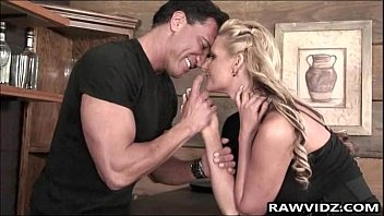 Raw Anal For Busty Blonde thumbnail