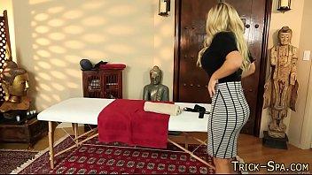 Massaged blonde pounded porno izle