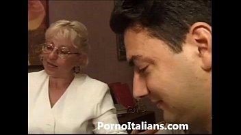 Mature Granny italian - granny eager for hard cock Italian mature fucking 8 min
