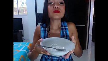 Sharlotte shann morena en webcam