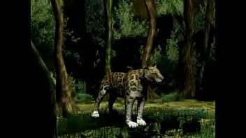 3D Animation: Moria Catacombs 59 sec