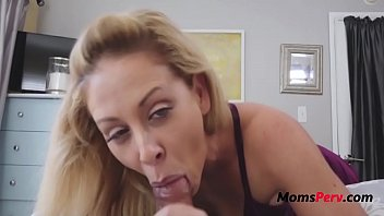 Dad Caught Teen Son Fucks Horny Mom- Cherrie De Ville
