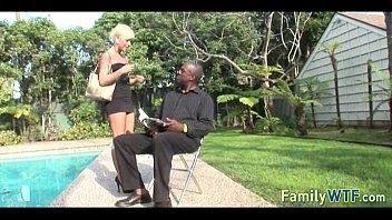 My black stepdaddy 253 5 min