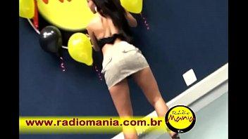 Rádio Mania - Mulher Melão e Mulher Maçã no Bundalelê-FLUVORE