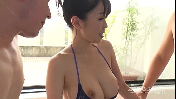 busty asian boobjon on bath threesome 12 min