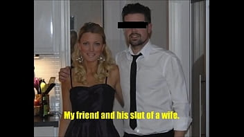 Arab man pounds his friend's gorgeous Swedish blogger wife Victoria in the ass thumbnail