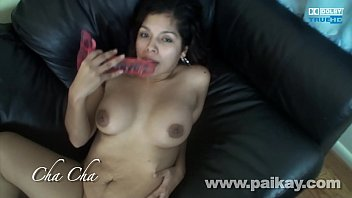 Latina Amateur ChaCha Sucking and Fucking Paikay