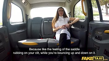 Fake Taxi Jess Scotland in horse riding gear fucked hard and fast thumbnail