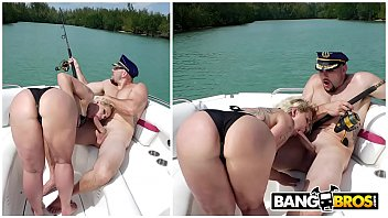 Bangbros Jmac And Ryan Conner Doing Anal In A Wild Boat Ride