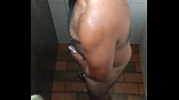 truck driver jacking off