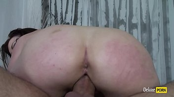 Hardcore Sex With Hairy Brunette