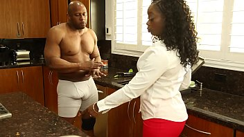 Black insurance lady got more than she expected porno izle