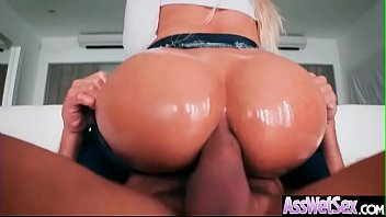 Hardcore Analy Bang With Huge Ass Girl (Luna Star) vid-19