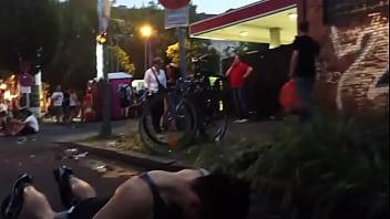 "Public piss during street festival Sequence 6 <span class=""duration"">75 sec</span>"