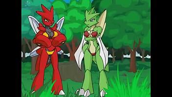 pokemon sex poses
