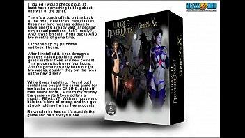 3D Comic: Neverquest Gen Next. Episode 1 thumbnail