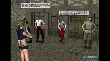 3D Comic: Neverquest Gen Next. Episode 1