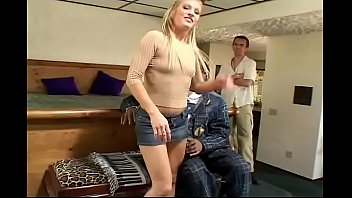 Interracial Sex With BBC and Swinger thumbnail