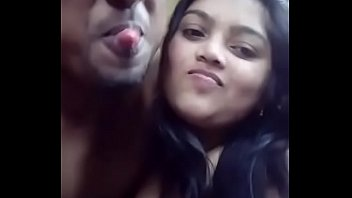 Indian lover Kissing and Boob sucking and Gf Give Nyc Blowjob