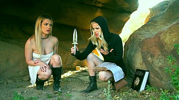 Twisted teen sex Occultist lesbians dahlia sky and charlotte stokely