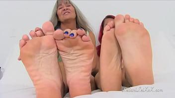 POV Foot JOI 20 TRAILER