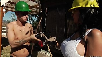 Sophie Dee - Busty Construction Girls
