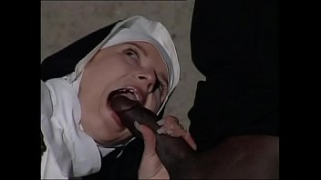 Interracial Orgy In The Convent For Dirty Nuns