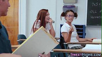 Petite high school skank