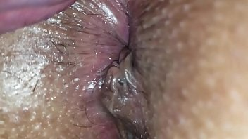 cuckold husband licking his wife´s ass hole, amateur brazilian couple ass hole to mouth is so delicious.