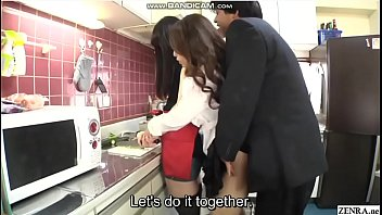 [Subtitled] Fuck The Mom Behind Daughter Subbed | Full Subtitles Video At : Http://xsubs.net