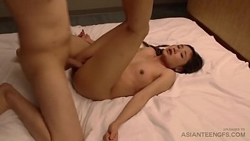 Real Asian Hooker Got Filmed In A Hotel Room With Customer