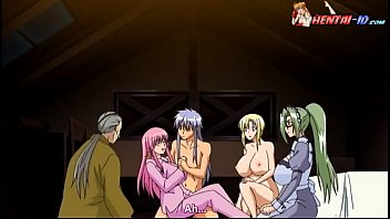 【アニメ】シスターのクセに淫乱でエロい超乳しやがって教会で犯してヤるぜwww