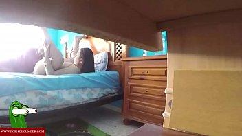 Spy cam in the closet. RAF009